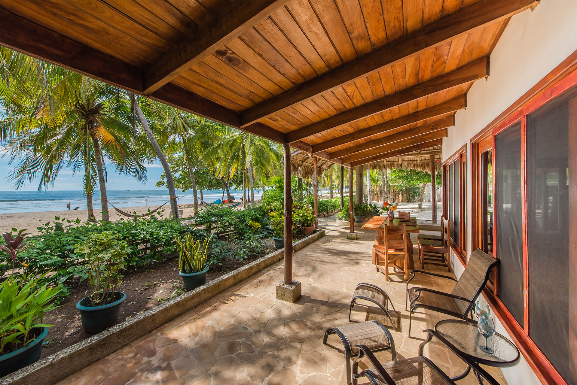 Costa rica vacation rentals premier beach front property for Costa rica vacation homes